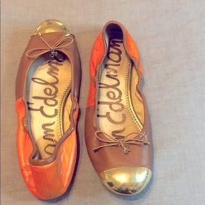 Sam Edelman ballet flats 9.5